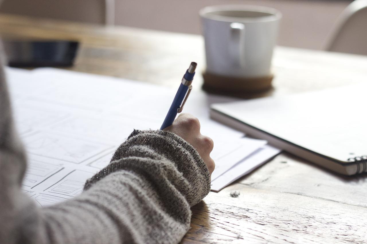 Hand, Write